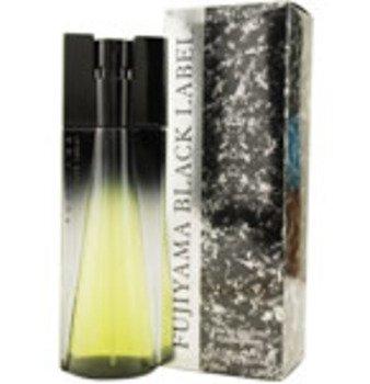 Fujiyama Black Label Edt Spray (2 Pieces) - Fujiyama Black Label By Succes De Paris Edt Spray 3.3 Oz For Men.