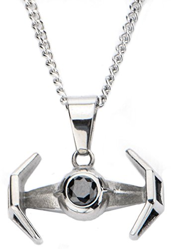 Star Wars Advance TIE Fighter 3D Necklace