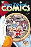 Walt Disneys Comics #613 (June 1997)