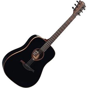 Lag tramontane t100d black instruments de musique - 100 pics solution instrument de musique ...