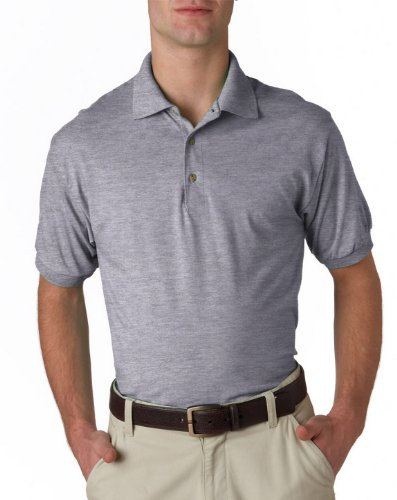 Gildan Men's DryBlend Jersey Polo Picture