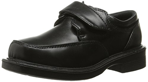 French Toast Mike Oxford (Toddler),Black,9 M US Toddler