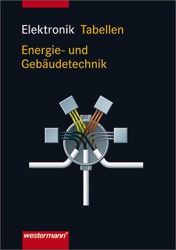 Elektronik Tabellen/ Energie- und Gebäudetechnik