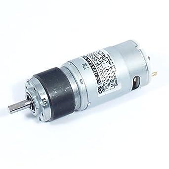 Ig32p 24vdc 190 Rpm Gear Motor Permanent Magnet Motors