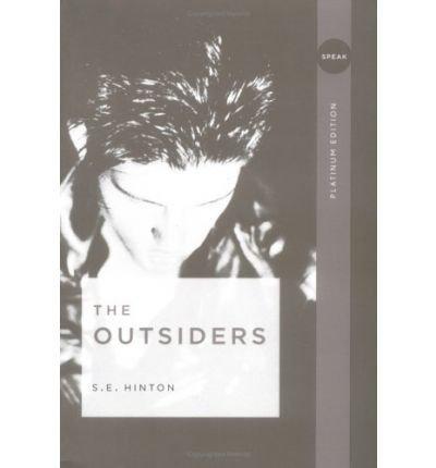{ The Outsiders (Platinum) Paperback } Hinton, S E ( Author ) Apr-20-2006 Paperback