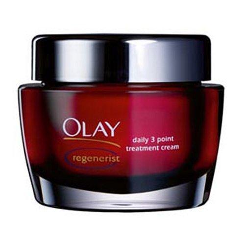Regenerist Moisturiser 3 Point Treatment Cream 81101027 By Olay