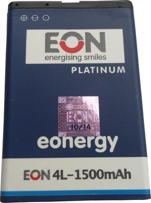 Eon 1500mAh Battery (For Nokia BP-4L)