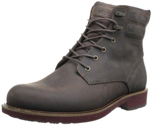 ECCO Men's Bendix Plain Toe Boot,Coffee,40 EU/6-6.5 M US