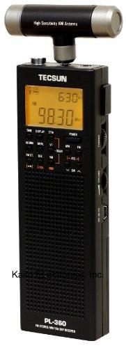 Tecsun PL-360 Digital PLL Portable AM/FM Shortwave Radio
