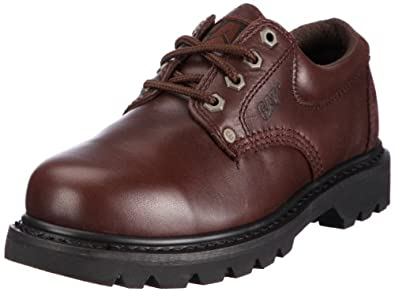 Cat Footwear FALMOUTH, Herren Derby Schnürhalbschuhe, Braun (MENS MOONDANCE SEMINOLE), 40 EU (6 Herren UK)