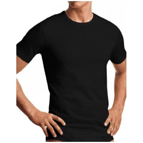 (カルバン・クライン)Calvin Klein body  スリムフィット クルーネックTシャツ・3枚組 S/XL 【並行輸入品】 (XL, ブラック)