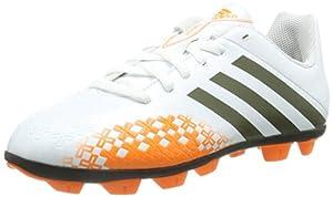adidas Performance Predito Lz Trx Hg J D67120, Unisex - Kinder Sportschuhe - Fußball, Weiß (RUNNING WHITE FTW/EARTH GREEN S13/SOLAR ZEST), EU 30