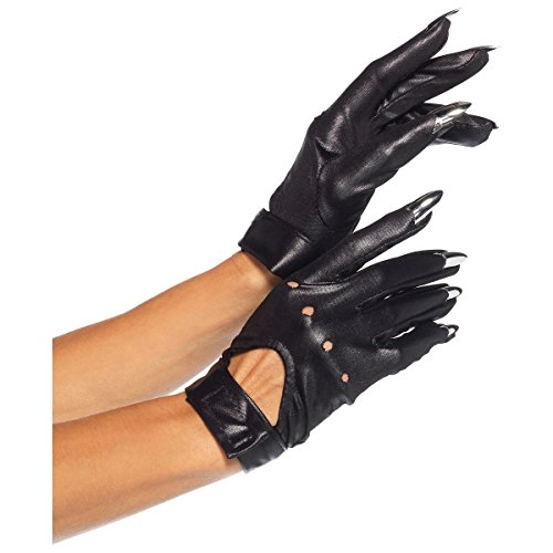 Claw Motorcycle Gloves - One Size
