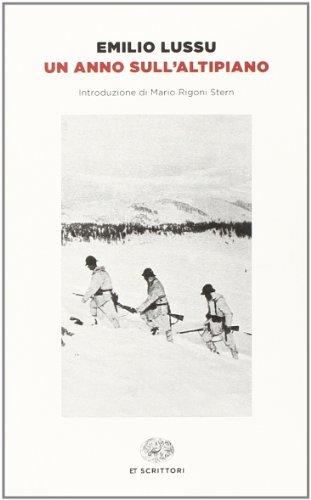 Un anno sull'altipiano PDF