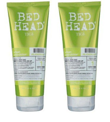 Tigi Bed Head Urban anti + dotes Re Energize Conditioner Duo Pack (2 x 200 ml)
