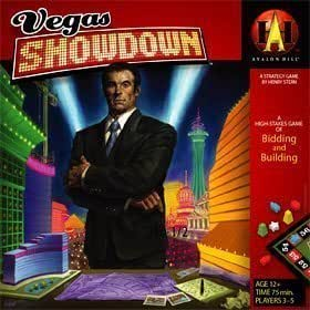 Avalon Hill - Vegas Showdown