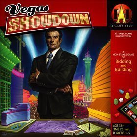 Avalon Hill - Vegas Showdown