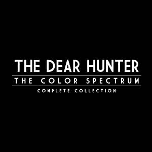 The Color Spectrum: The Complete Collection by Dear Hunter Box set edition (2011) Audio CD