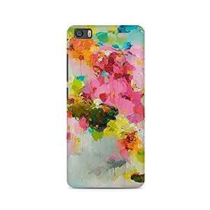 MOBICTURE Pattern Premium Designer Mobile Back Case Cover For Xiaomi Redmi 5
