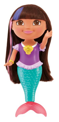 Fisher-Price Dora The Explorer Swimming Mermaid Dora
