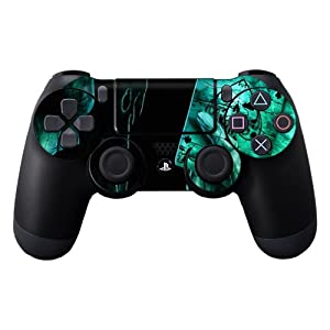 Protective Vinyl Skin Decal Cover for Sony PlayStation DualShock 4 Controller Sticker Skins Death