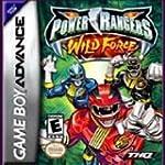 Power Rangers Wild force - Game Boy A...