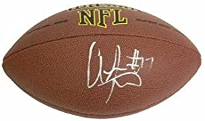Alshon Jeffery signed signed NFL Wilson Rep Football (Chicago Bears) by Athlon Sports Collectibles