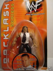 WWF Backlash Series Val Venis