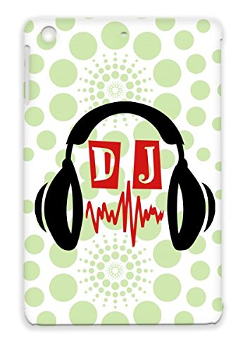 Dj Tpu Case Cover For Ipad Mini Red Fun Records Party Birthday Metal Rock And Roll Music Dance Rocknroll Hip Hop Country Jazz Disco Dancer Sound Headphones Music Rampb Classic Pop Hiphop Sounds Headphone House