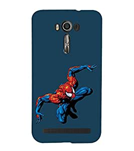 EPICCASE Spiderman Mobile Back Case Cover For Asus Zenfone 2 Laser ZE500KL (Designer Case)