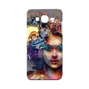 BLUEDIO Designer Printed Back case cover for Samsung Galaxy A5 - G5285
