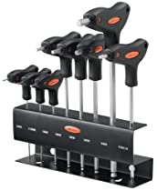 Avenir T-Handle Hex Set with Stand
