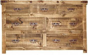 Reclaimed Wood Dresser (Real Wood Dresser compare prices)