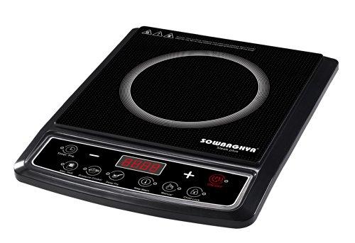 SOWBAGHYA Sleek Plus (EIS02) 1800W Induction Cooktop