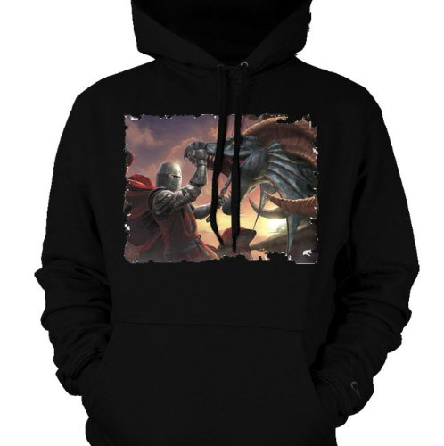 Knights and Dragon Sweater