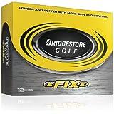 Bridgestone Golf FIX Men's Golf Balls (One Dozen)