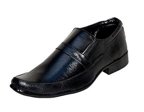 Adam Fit Men's Synthetic Leather Formal Shoes - B00ZGD29CS