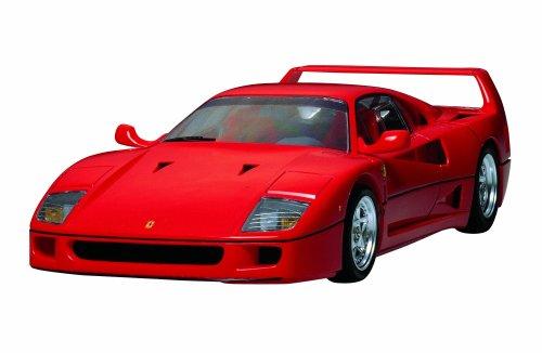 Ferrari F-40 Sports Car (Molded in Red) 1/24 Tamiya