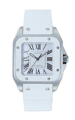 Cartier Unisex Santos Watch W20122U2 Wrist Watch (Wristwatch)