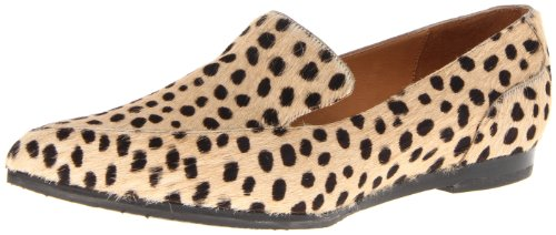 Rev John Fluevog Women's Impel Cheetah Loafer