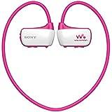 Sony NWZ-W273S kabelloser Sport-Walkman (4GB Speicher) pink