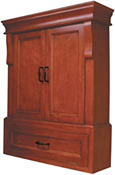 Foremost Naples 26-1/2 in. W Wall Cabinet