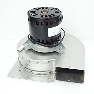 98m88 ducane furnace draft inducer exhaust vent venter for Furnace inducer motor replacement