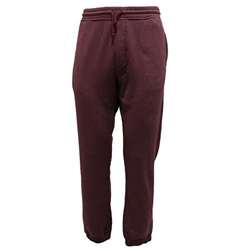 2675Q pantalone TUTA sportivo CYCLE SUPERSOFT TERRY pantalone uomo pant men [L]