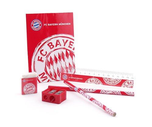 Set per la scuola FC Bayern München-Set scrittura FCB School Set/conjunto de la escuela/Set école