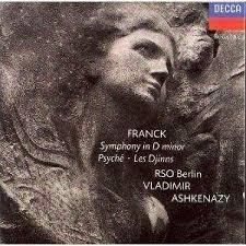 Franck: Symphony in D Minor, Psyche, Les Djinns (Franck Symphony In D Minor compare prices)