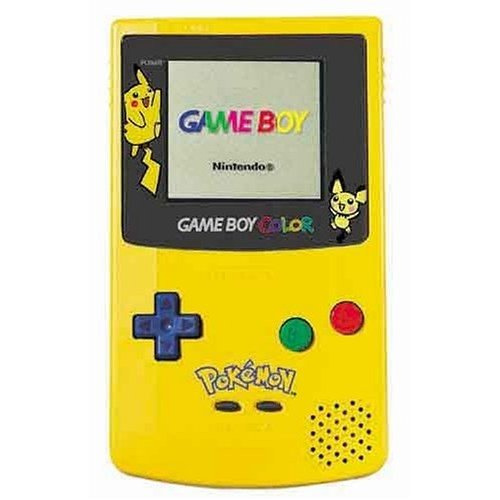 Pokémon Special Edition Game Boy Color Console