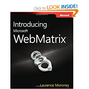Introducing Microsoft WebMatrix