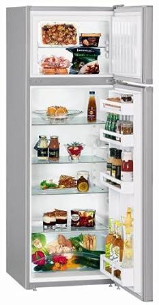 Liebherr CTPSL 2921-20 Réfrigérateur 220 L A++ Argent