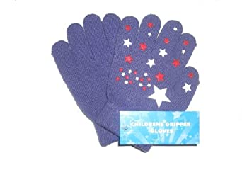 Childrens Gripper Gloves [Purple]